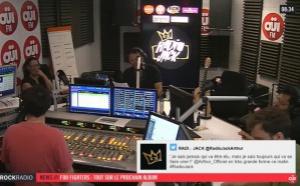Sur Oüi FM, Arthur se moque de France Culture