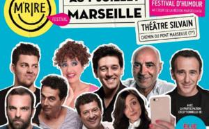 Rire & Chansons partenaire du M'Rire Festival de Marseille