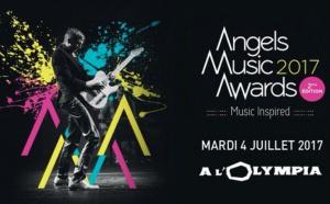 Les Angels Music Awards en direct sur RCF et KTO