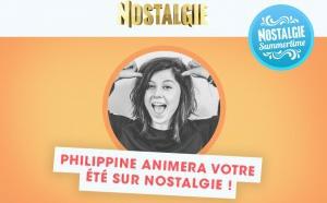 Une animatrice gagne le casting de Nostalgie Belgique