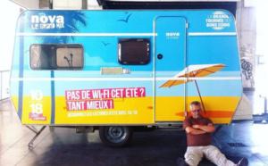Radio Nova et leboncoin en tournée
