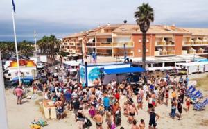 France Bleu Roussillon, les pieds dans l'eau