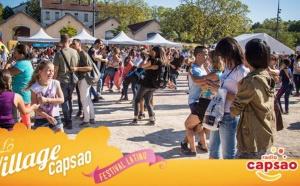 Succès pour le festival latino de Radio Capsao