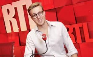 Julien Sellier le lève-tôt de RTL