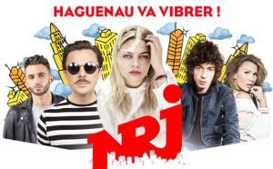 Le NRJ Music Tour fait étape à Haguenau