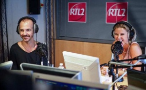 "Calogero dans ""Pop Rock Studio"" sur RTL2"