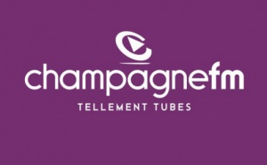 Tune Republic signe l'habillage de Champagne FM