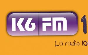 K6FM va fêter ses 10 ans avec 73 500 auditeurs