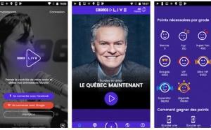 Cogeco Média lance l'application Cogeco Live