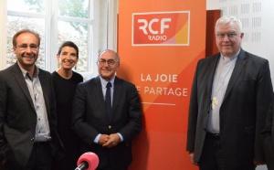 Radio Jerico dans le giron du réseau RCF