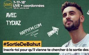 """Nouvelle """"Sortie de Bahut"""" pour Happy FM"""