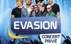 Évasion organise un concert privé à Beauvais