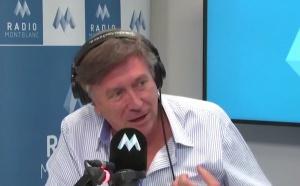 Jacques Legros en charge des contenus à Radio Mont Blanc