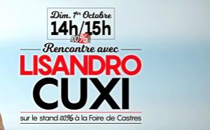 Le gagnant de The Voice, Lisandro Cuxi, avec 100%  à Castres