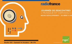 """Radio France : 3e édition des rencontres """"Musique et cerveau"""""""