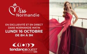 Tendance Ouest reçoit Miss Normandie