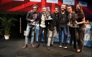 Jean-Luc Reichmann remettra, en janvier au Salon de la Radio, les trophées qui récompenseront les Jeunes Talents de la Radio, de la TV et du Net