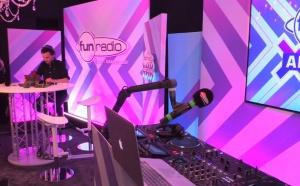 Fun Radio en direct d'Amsterdam