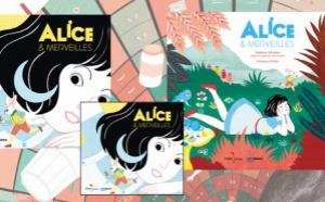 """Radio France : parution d'un livre-CD """"Alice & Merveilles"""""""