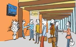 France Bleu Mayenne : un job dating à la Maison de la radio