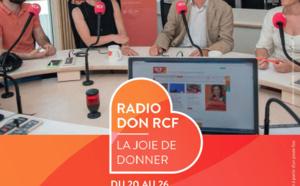 RCF organise son Radio Don du 20 au 26 novembre