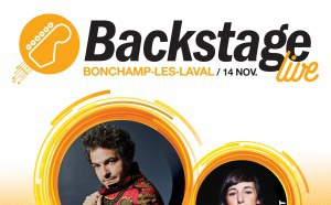 Hit West : un Backstage Live en Mayenne