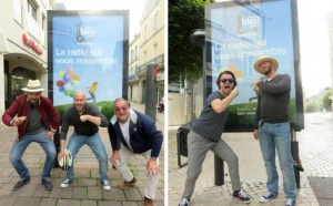 France Bleu Poitou s'affiche près de chez ses auditeurs