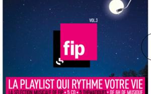 """FIP : parution de """"La Playlist qui rythme votre vie"""""""