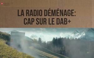 """En Suisse, """"la radio déménage"""""""