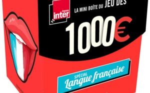 """Et voici la mini boîte du """"Jeu des 1 000 euros"""""""