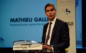 18 mois de prison avec sursis requis contre Mathieu Gallet