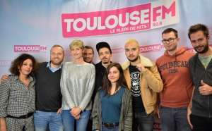 Toulouse FM a reçu Bigflo & Oli