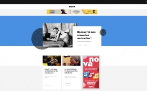 Un nouvel univers numérique pour Radio Nova