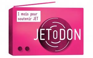 """Appel aux dons : Jet FM lance son """"Jetodon"""""""