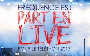 Téléthon : 49 heures de direct pour Fréquence ESJ