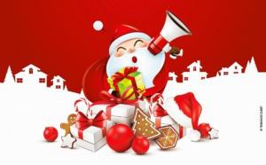 Tendance Ouest : la tournée du père Noël à Saint-Lô