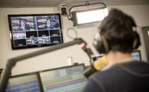 Les caméras envahissent les studios