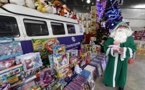 Champagne FM apporte son soutien au Père Noël Vert