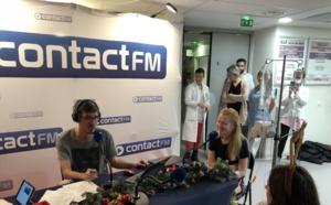 Contact FM en direct du Centre Hospitalier de Valenciennes