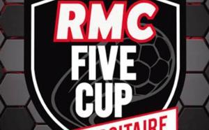 La RMC Five Cup Universitaire est de retour