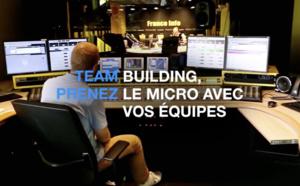 Radio France fait de l'oeil aux entreprises