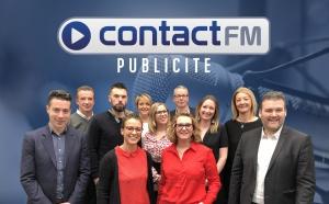 """Contact FM lance """"Contact FM Publicité"""""""