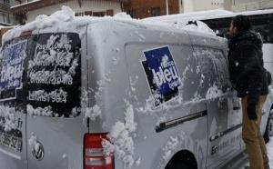 """La """"Tournée des neiges"""" avec France Bleu Béarn"""