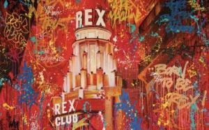 Radio FG partenaire des 30 ans du Rex Club
