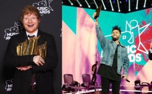 Nouvelle édition des NRJ Music Awards à Cannes