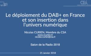 """Le DAB+ en France : ce sera """"vite et viable"""" selon le CSA"""