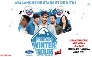 NRJ prépare la tournée Ford NRJ Winter Tour