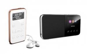 Pure présente sa gamme de radios personnelles DAB + Move