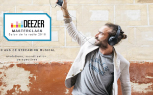 Deezer : 10 ans de streaming musical