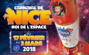 Nostalgie partenaire du Carnaval de Nice